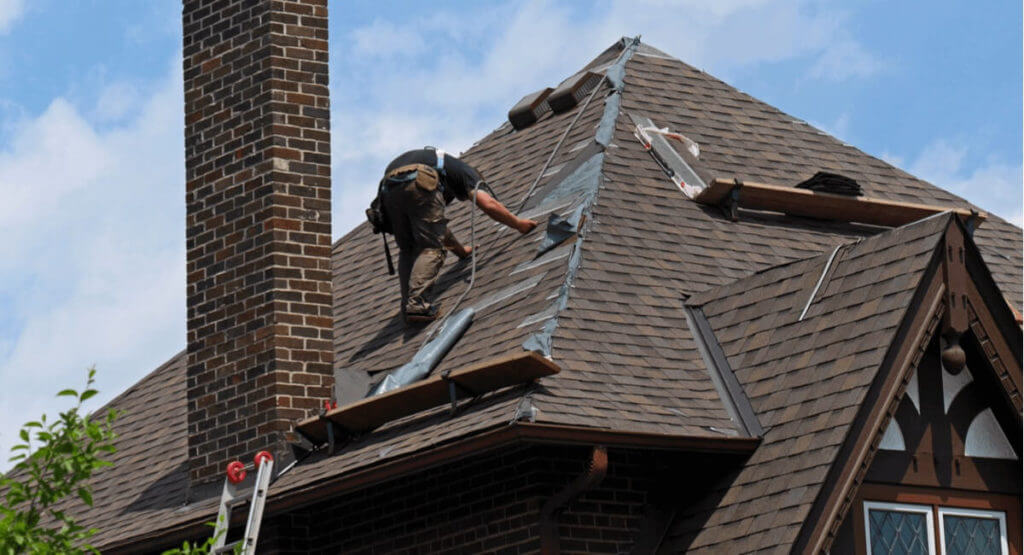 Roof Replacement Estimate