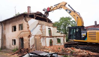 Cheapest Way to Demolish a House