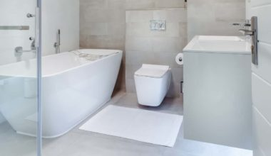 Replacing Floor in Mobile Home Bathroom