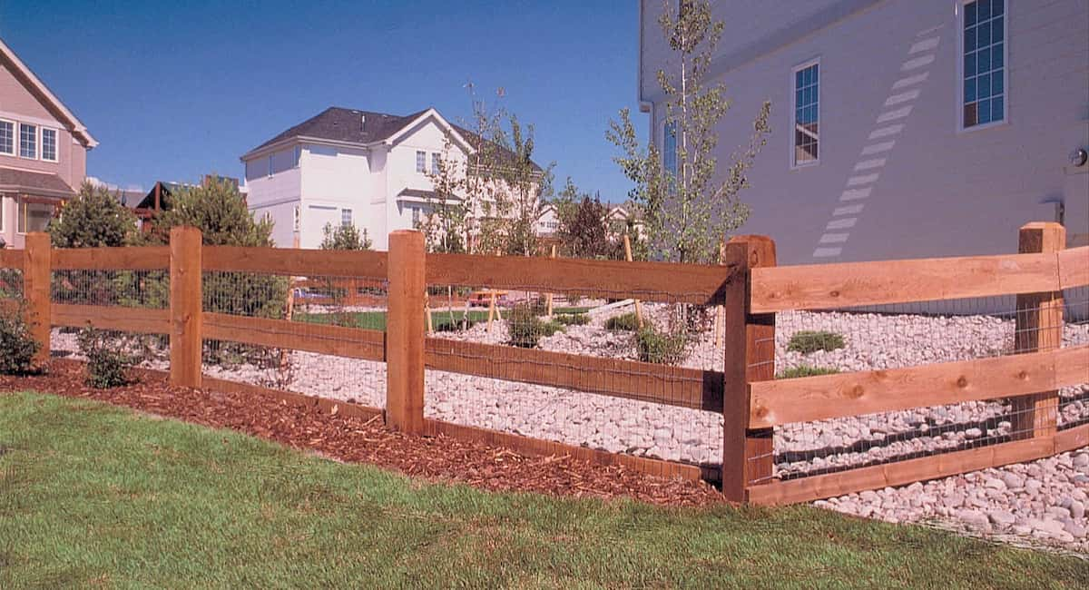 Used Split Rail Fence For Sale