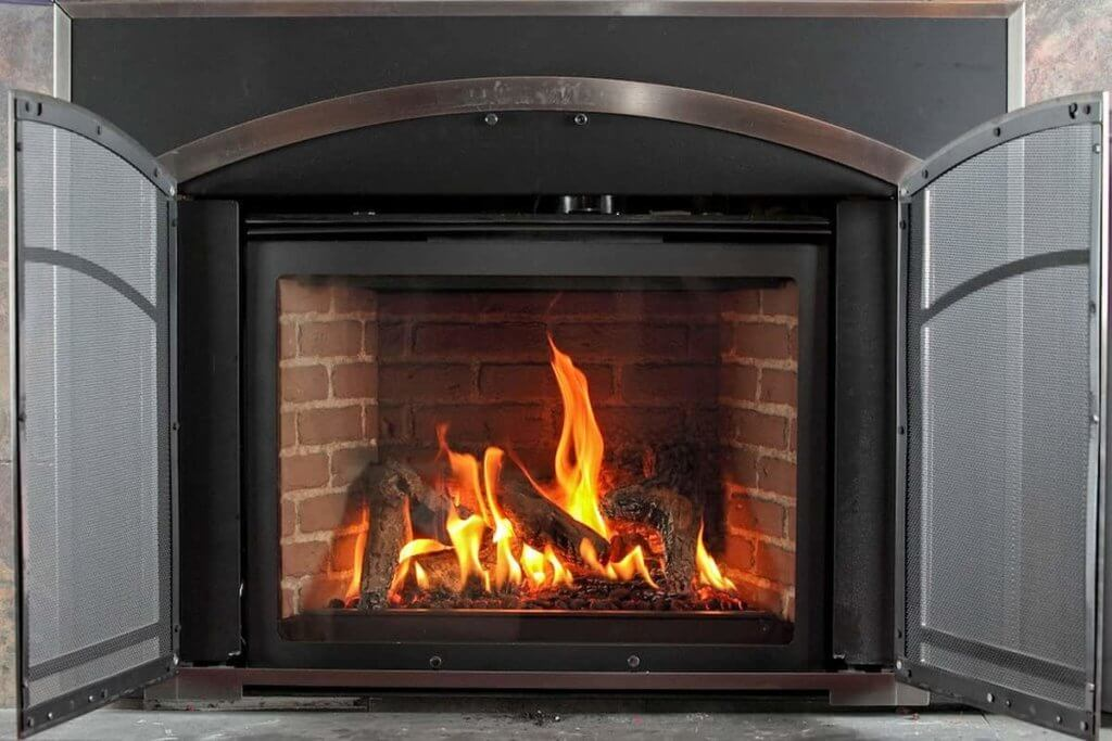 Are fireplaces better than space heaters