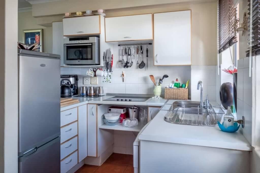 Invest in a good kitchen