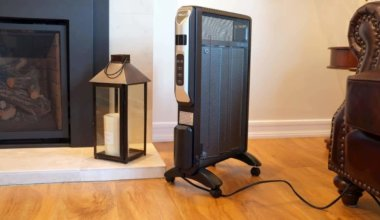 energy efficient space heater for large room