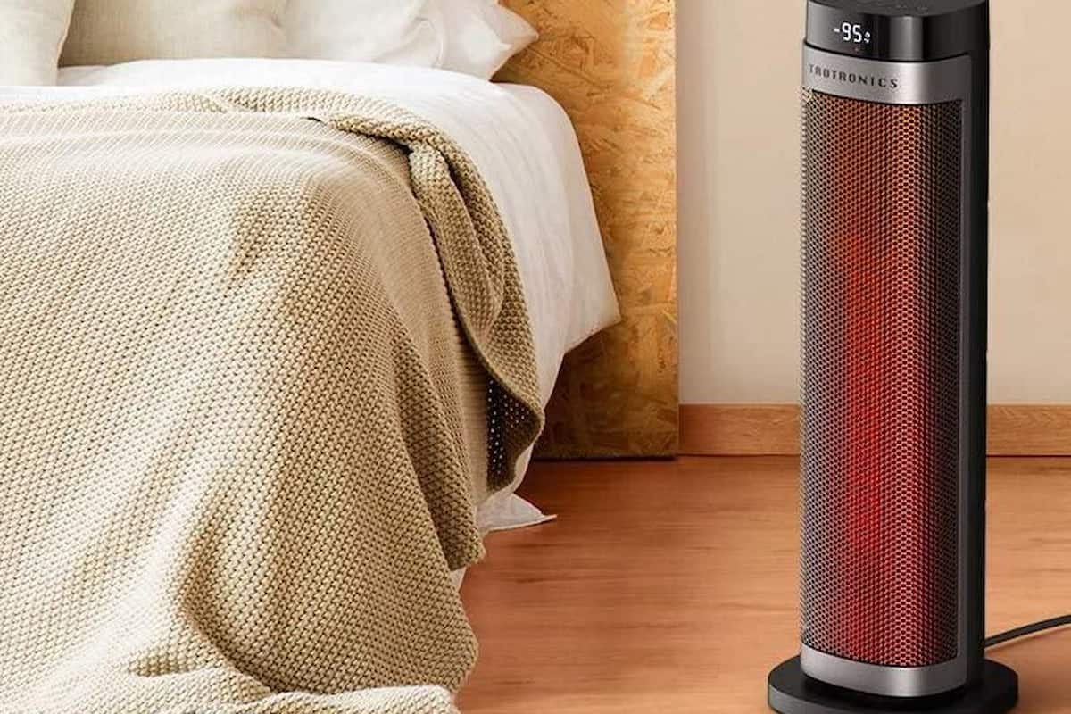 most energy efficient space heater