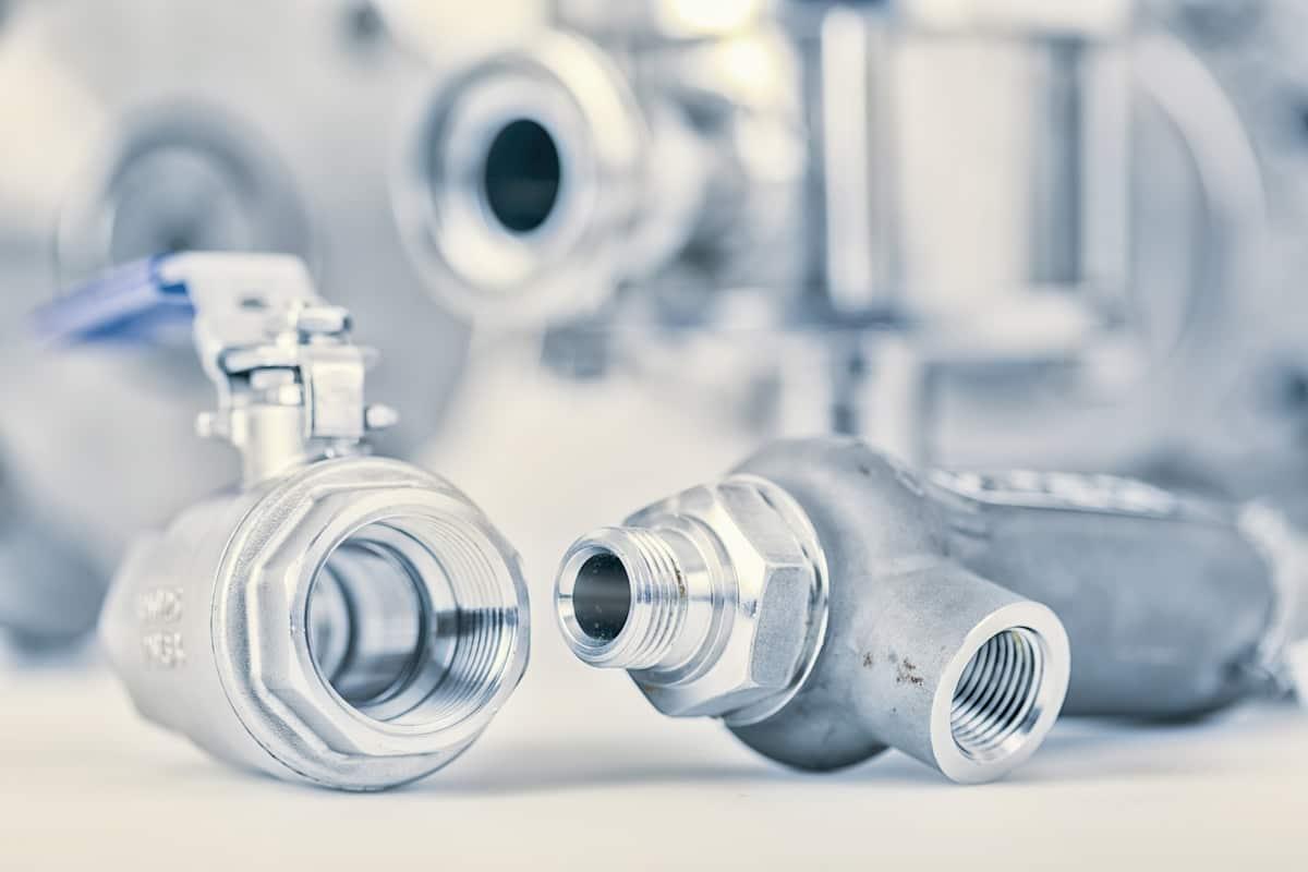 types of valves in plumbing