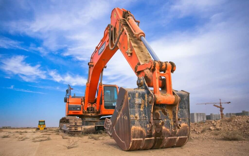 Heavy Construction Equipment for Seamless Construction