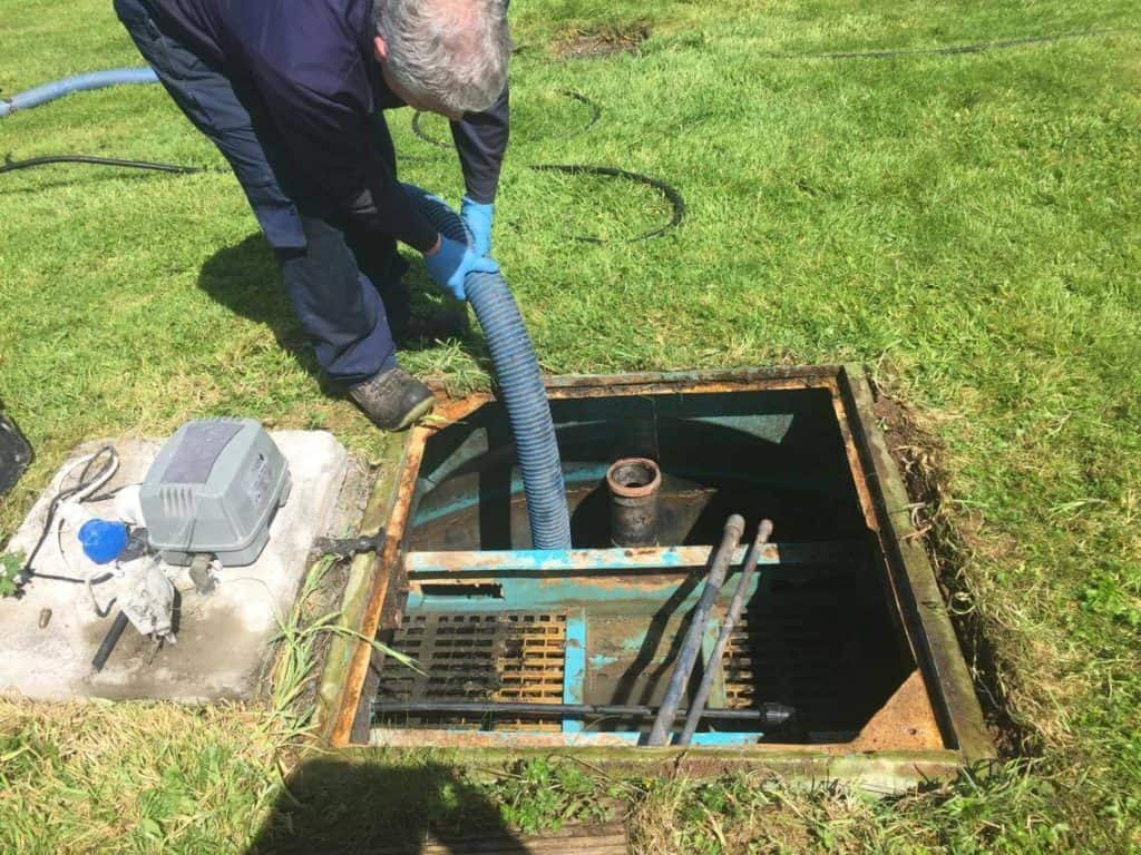 How Often Should You Clean Commercial Septic Tanks