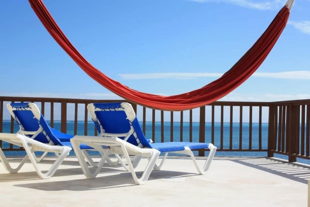 Idyllic furniture for idyllic settings