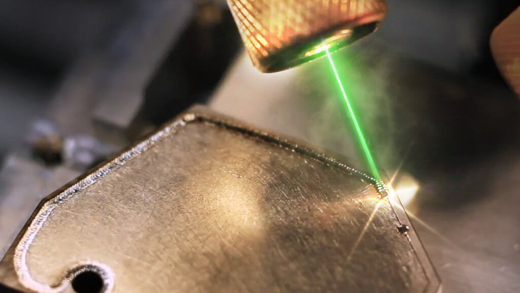 Laser Hermetic Sealing