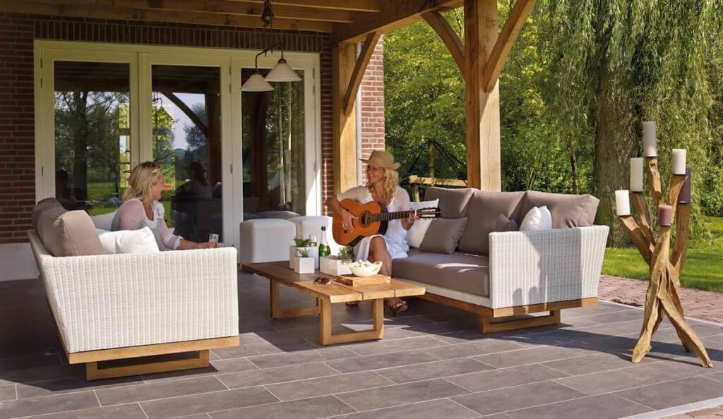Taking care of your outdoor furniture