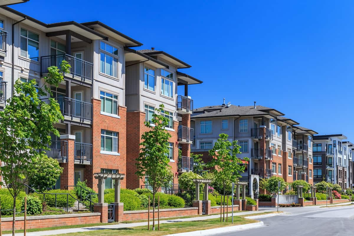 how to build an apartment complex