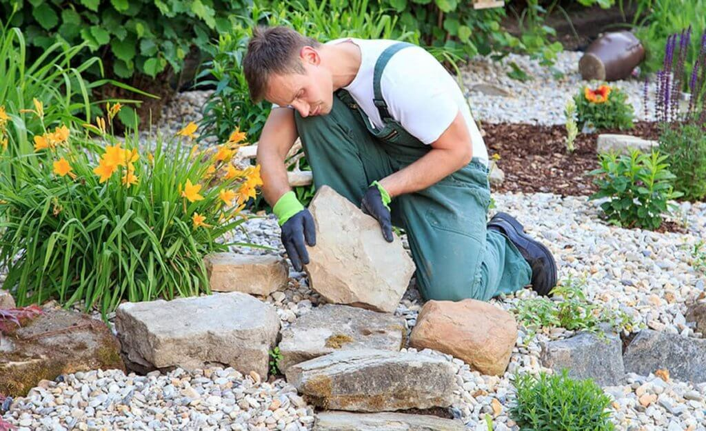 Landscaping stone pricing - Certain stones suit certain projects