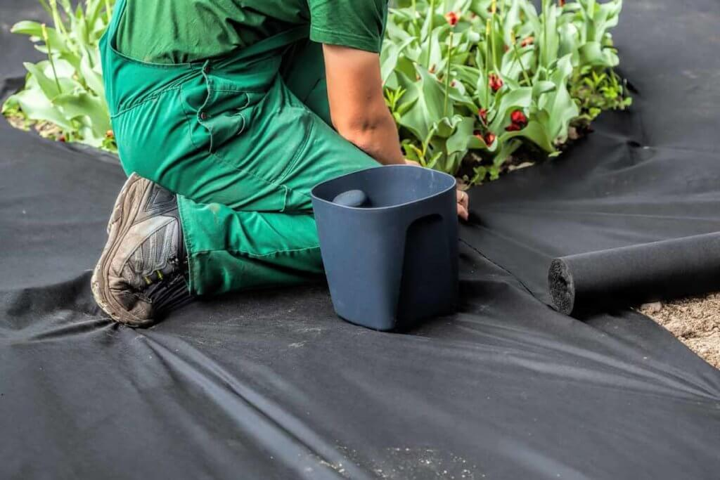 What is landscaping fabric