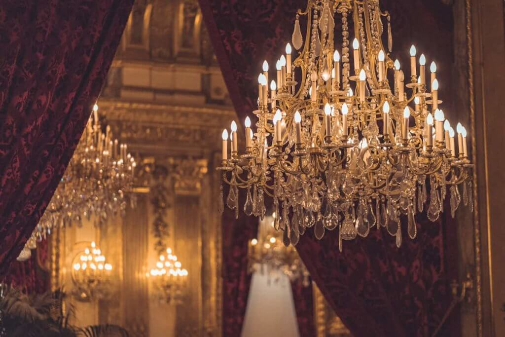 Attach and Hang Your Chandelier