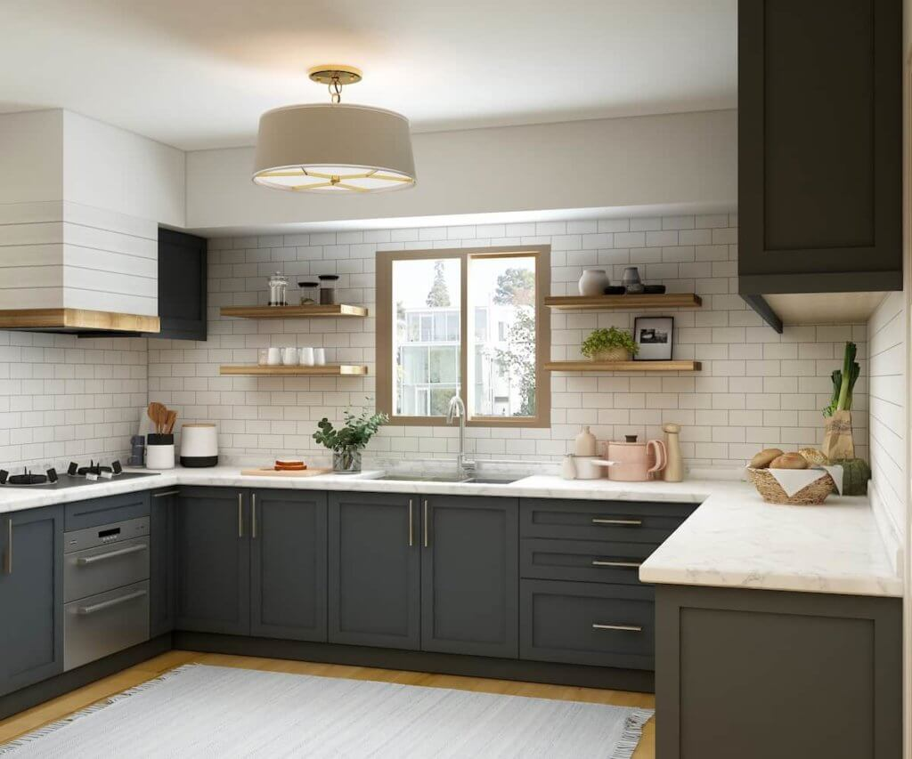 Come Up With Kitchen Design Ideas