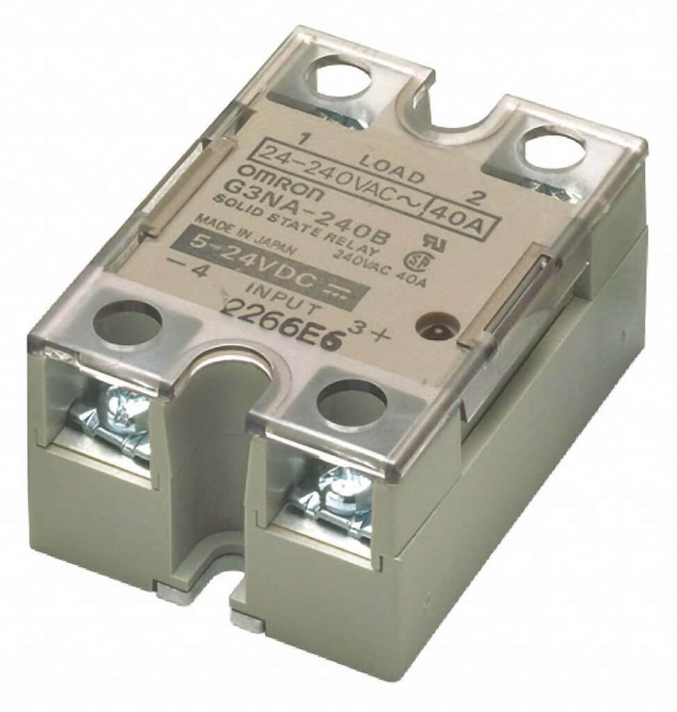 AC and DC Control Relays
