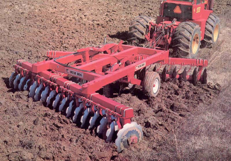 Tillage Equipment Brings Aeration to Your Soil