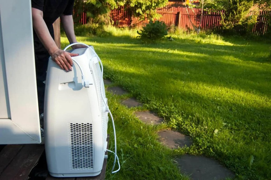 Care To Be Taken After Installing Portable Air Conditioner For Garage