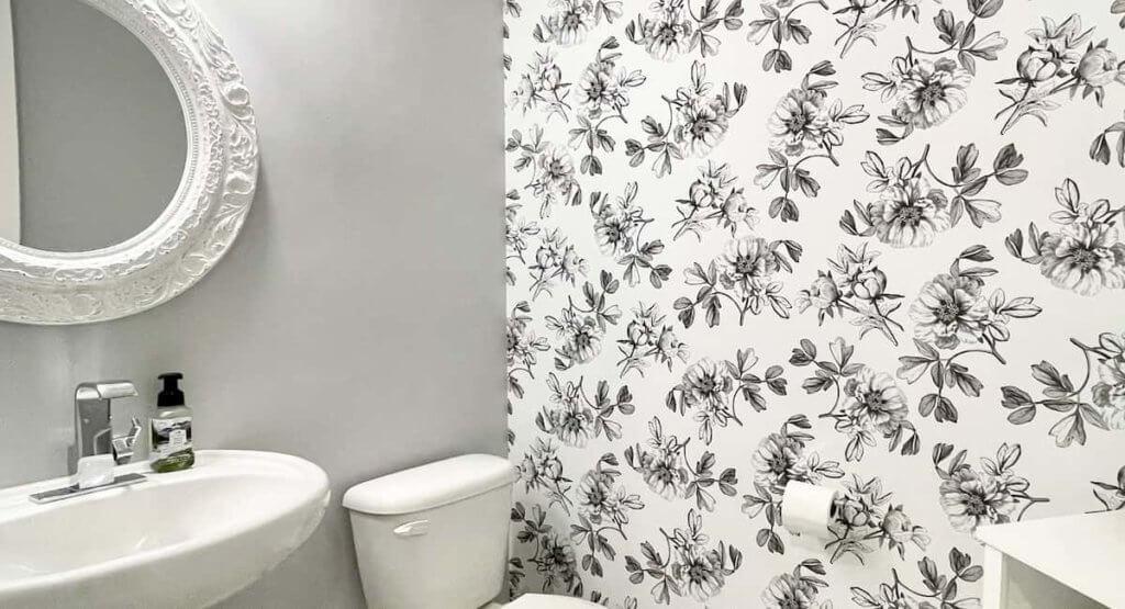 Finish Applying Your Wallpaper Paste