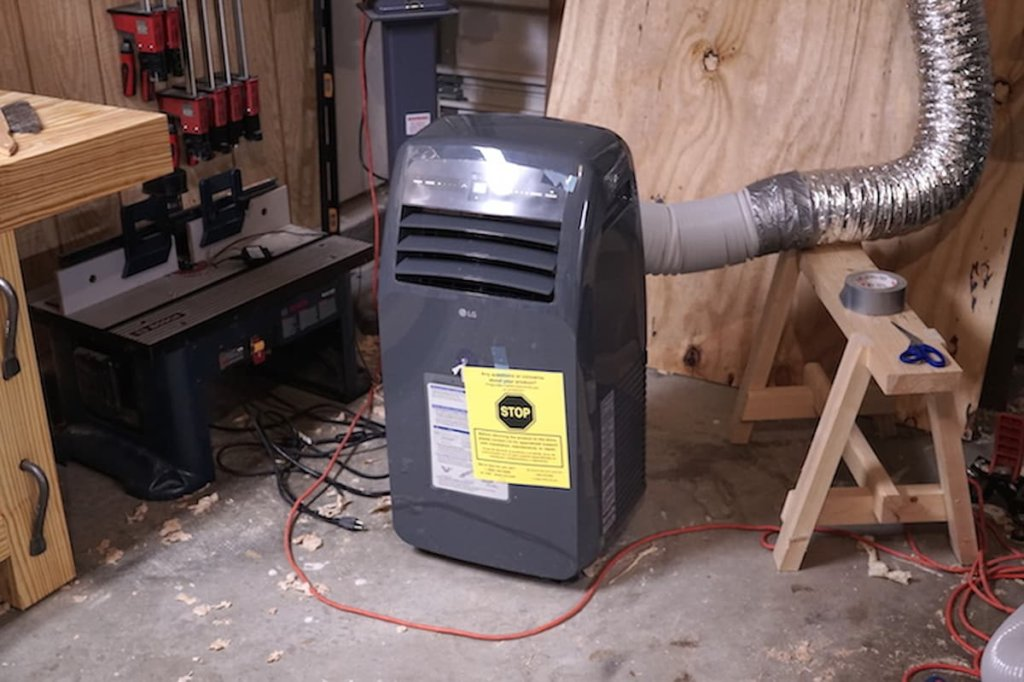 Things To Do Before Installing A Portable Air Conditioner For Garage